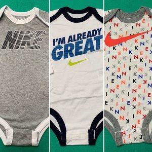 Baby Boy Nike Bundle